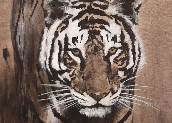 ALEX Armurier Paris - Tigre