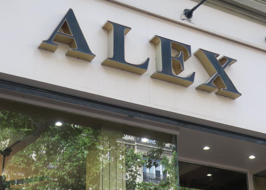 ALEX Armurier Paris - ouvert tout l'été