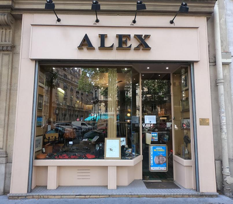 ALEX Armurier Paris