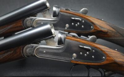 Paire de fusils Arrieta